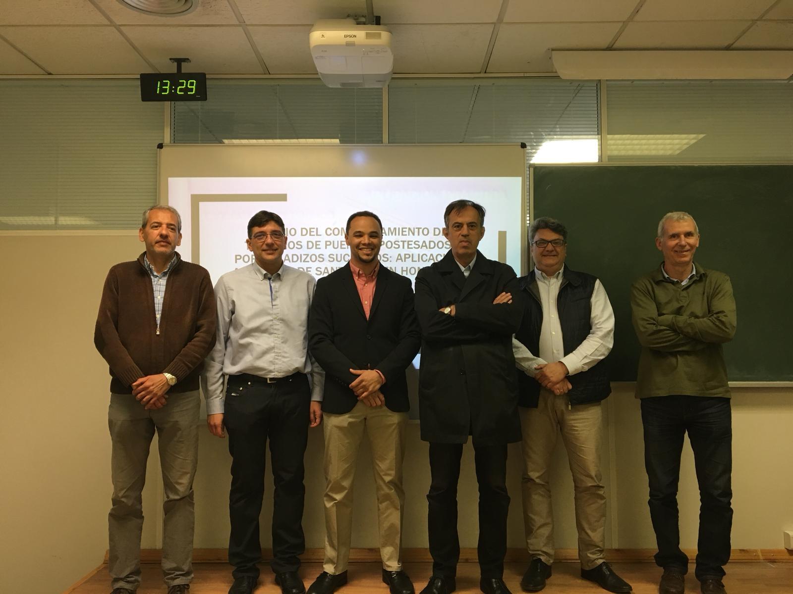 Máster Universitario en Ingeniería del Hormigón UPV - Lectura del ...